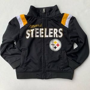 Pittsburgh Steelers Zip Up Jacket